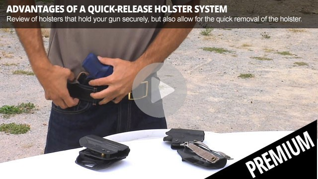 Advantages of a Quick-Release Holster System Featured Video