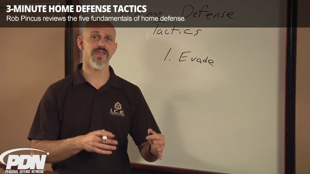 3-Minute Home Defense Tactics - Feature Free Video